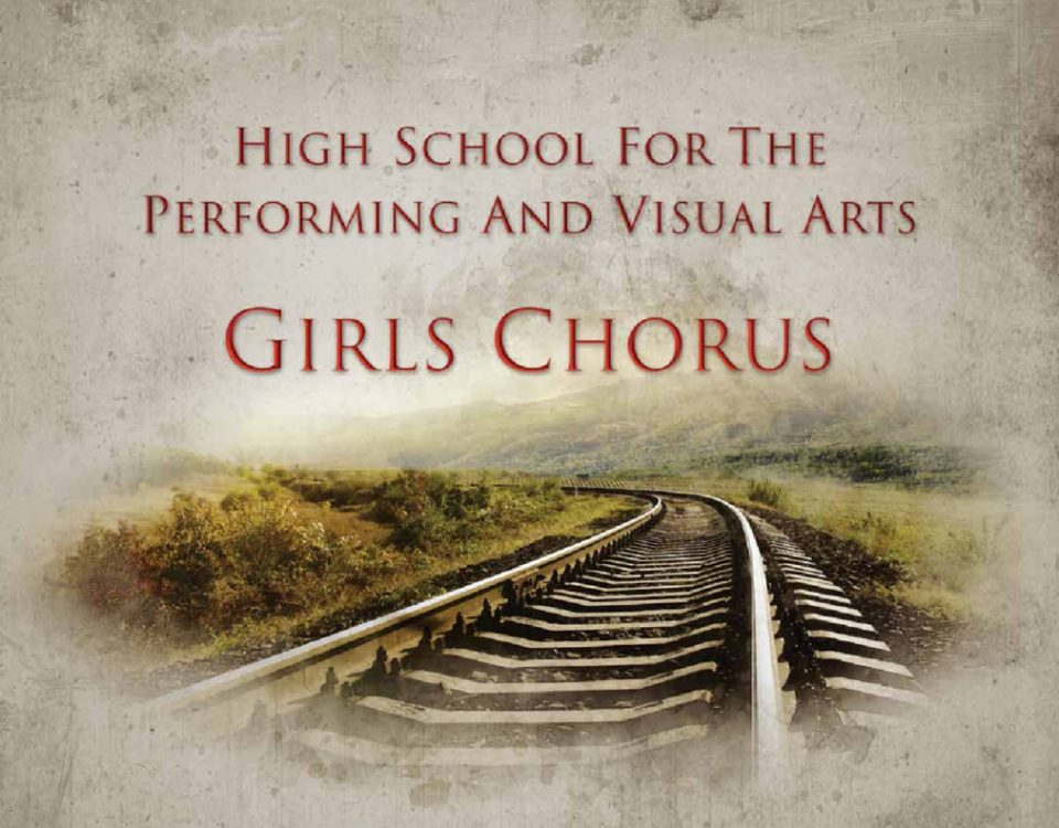 HSPVA TMEA Girls Chorus Program