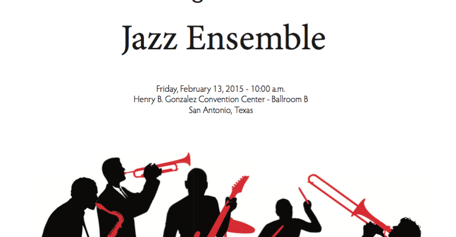 HSPVA TMEA Jazz Program