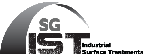 SG Industrial Surface Treatments Logo