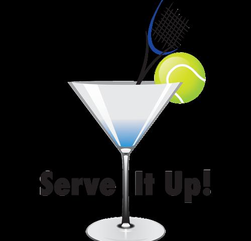 KAT Serve It Up Logo