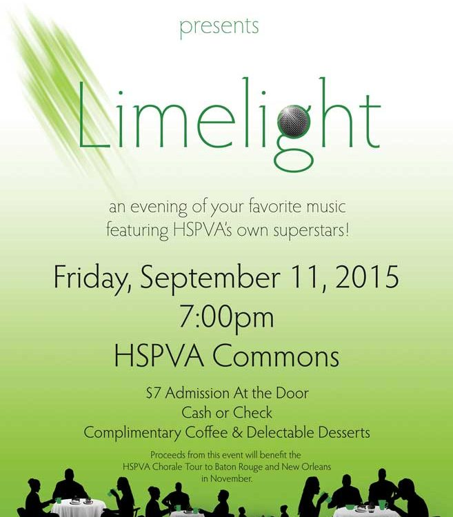 HSPVA Limelight Poster-2015