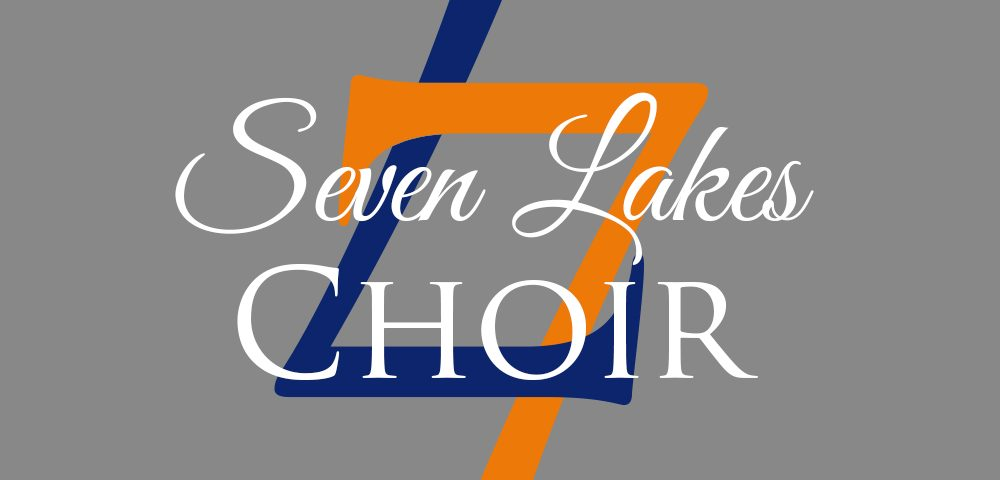 Seven Lakes Choir Logo
