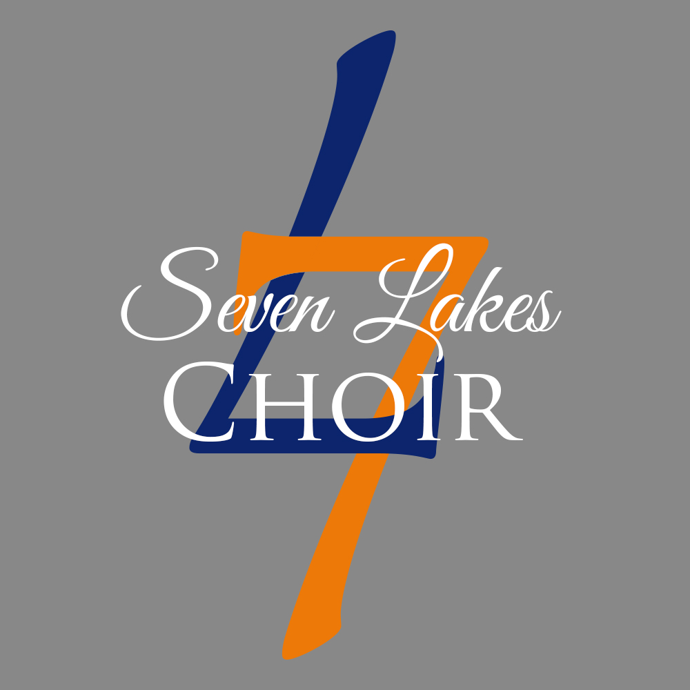 Seven Lakes Choir Logo