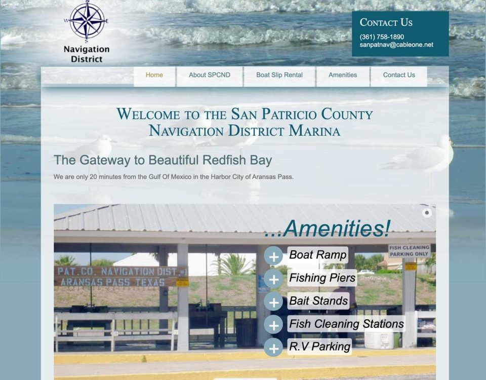 San Patricio County Navigation District