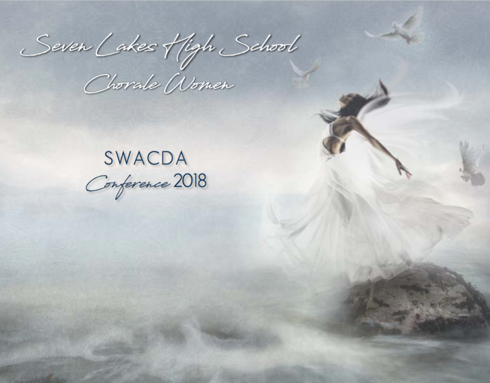 SLHS SWACDA Program Cover