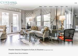 curtains by design houston homepage
