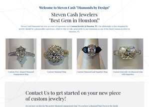 Steven Cash Diamonds by Design homepage