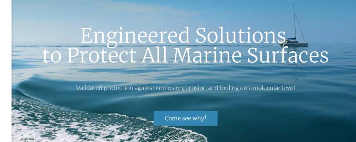 SG Marine website
