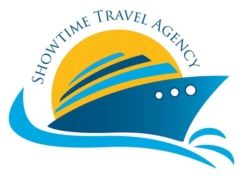 Showtime Travel Agency Logo